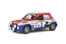 Renault R5 Turbo Rally D'antibes 1983 - Solido 1/18