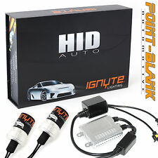 H4 Single Beam 8000K Ignyte Lighting 35W HID Slimline Canbus Conversion Kit