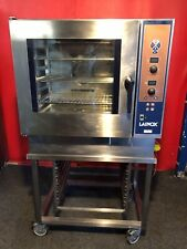 Lainox HME 06 1P Combi Oven 3 Phase Power With Stand Immaculate Condition