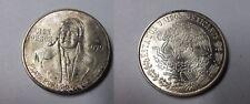 1979 Mexico Large Silver 100 peso Morelos-Priest/General-Eagle/Snake-Nice Ton.BU