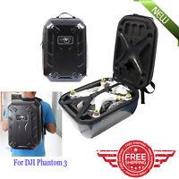 Hard Shell Backpack Bag Case DJI Phantom 3 Standard Professional & Advanced #OUY