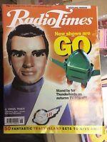 RADIO TIMES THUNDERBIRDS Virgil COVER No.2 (2-8 September 2000) Gerry Anderson