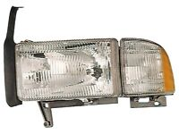 Headlight Assembly Left Dorman 1590404
