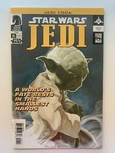 Dark Horse Comics Star Wars Jedi One-Shot YODA #1