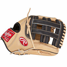 Rawlings Heart of the Hide 12 Inches Infield Pitcher Adult Baseball Glove, Camel
