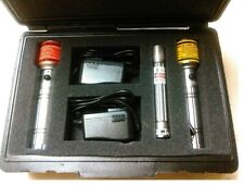 Three Cold Laser Set. Red and Infrared. New.  Minor Imperfections. Reduced.
