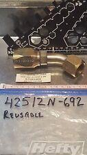 Weatherhead Eaton Reusable 42512n 692 Hydraulic Hose End