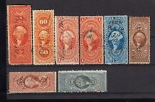 USA REVENUE STAMPS,