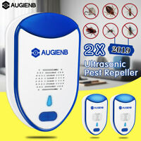 AUGIENB Ultrasonic Pest Repeller Electronic Plug Anti Mosquito Insect Reject Rat