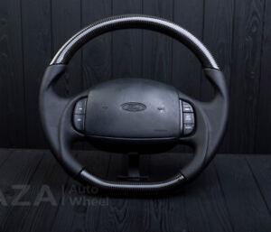 Ford Steering Wheel F-150 F-250 F-350 F-450 Excursion Super duty Carbon Fiber