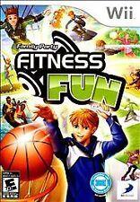 Family Party: Fitness Fun (Nintendo Wii, 2010)