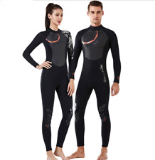 Women Men 1.5mm Neoprene Diving Suit Scuba Snorkeling Jump Surf Swim Wetsuits