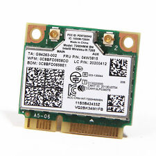 IBM Lenovo Intel 7260HMW 802.11b/g/n 04W3815 Mini PCIE WiFi Card Y510P Y410P