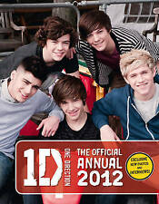 USED (GD) One Direction: The Official Annual 2012