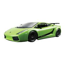 BBURAGO 22108 LAMBORGHINI GALLARDO SUPERLEGGERA vert 1:24 maquette de voiture