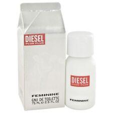 Diesel Plus Plus Feminine Perfume For Women 2.5 oz Eau De Toilette spray NEW