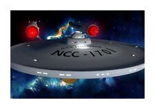 More details for original star trek uss enterprise ncc 1701 picture poster choice of frame