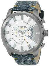 Diesel DZ4345 Stronghold Denim Chronograph Mens Watch