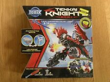 Tenkai Knights, Ionix, 11002. 2 in 1. New in Box. 148 Pieces.