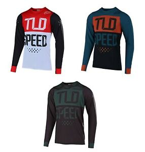 Troy Lee Designs TLD Mens Skyline Speed Shop Air Jersey Mountain Bike Cycle
