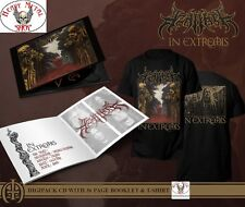 Azarath - In Extremis NEW ALBUM SPECIAL PACK T-SHIRT+CD Strictly Limited 50 PCS