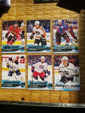 2016-17 & 2019 - 20 Upper Deck Young Guns Lot
