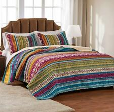 Greenland Home Southwest Quilt Set, 2-Piece Twin/Twin XL