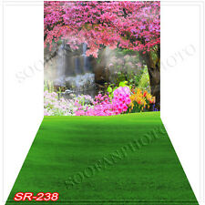Spring 10'x20'Computer/Digital Vinyl Scenic Photo Backdrop Background SR238B88