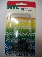 NTE Relay R53-5D20-12 - 12VDC SPDT 10A - New in box