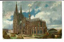 CPA-Carte postale-  Allemagne- Köln- DOM  Westseite1917 VM1543