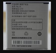 Bateria reemplazo 2050 mah nr.14 para Amoi N828 N818 N820 N821 N850 N828T