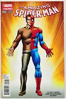 Amazing Spiderman #1 John Romita Sr. Color Variant Cindy Moon Silk