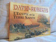L'Egypte et la terre sainte par David Robert