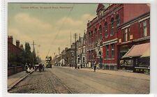 COUNCIL OFFICES, STOCKPORT ROAD, MANCHESTER: Lancashire postcard (C9567)