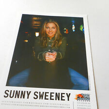Sunny Sweeney Color  Publicity Photo
