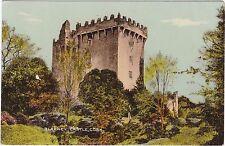 IRELAND BLARNEY CASTLE CORK COLOUR POSTCARD