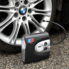 Tyre Pump Inflater Air Compressor Car Bike Electric Adaptor 12V Volt