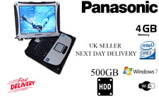 PANASONIC TOUGHBOOK Intel CF19 1.20GHZ 500GB TOUCHSCREN LAPTOP WITH FREE CHARGER