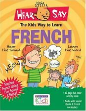 Hear-Say Kids CD Guide to Learning French (Amazing Hear Say)-Donald S. Rivera