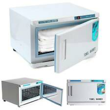 Pro 2in1 Towel Warmer UV Sterilizer Cabinet Salon Spa Beauty Facial Skin  Care