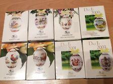 8 Hutschenreuther Ostereier