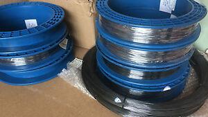 Nitinol Flexible Wire Stem Nickel Titanium Alloy Ice Fishing Used For Pole Float