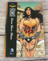 Wonder Woman Earth One vol 1 by Grant Morrison NEW Hard Cover GN HC