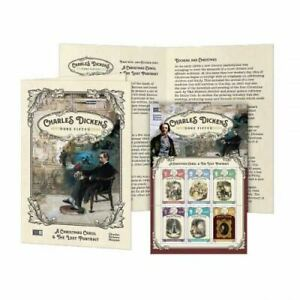 Isle of Man 2020 Charles Dickens One- Fifty Sheetlet (CTO)