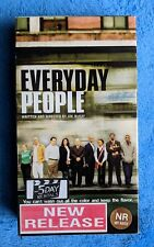 EVERYDAY PEOPLE VHS Tape 2004 Drama HBO Films Jim McKay