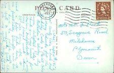 Mr & Mrs Pook. 50 Seagrave Road, milehouse, plymouth, Devon 1957 Aberdeen RJ.445