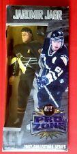 "JAROMIR JAGR Pittsburgh Penguins 12"" Doll 1997 NHL Pro Zone"