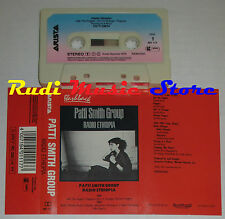 MC PATTI SMITH GROUP Radio ethiopia 1976 FLASHBACK 401 117 cd lp dvd vhs