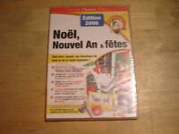 pc cd-rom noel nouvel an & fetes edition 2006 (NEUF)