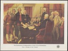 "#1687 VAR USA/18¢ SHIFTED 2ND,4TH,5TH STAMPS ""USA"" OUT OF STAMP 2ND & 5TH BQ4338"